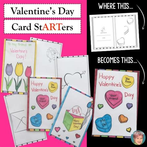 starters for valentines day s day card starters with k