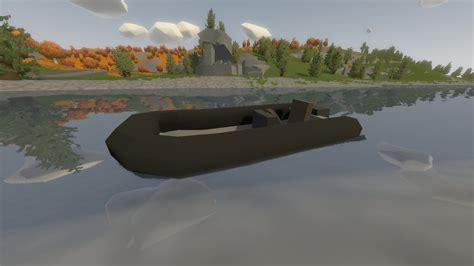 dinghy unturned bunker wiki fandom powered by wikia - Boats Unturned