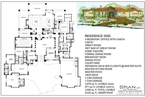 28 10 000 square foot house luxury home plans