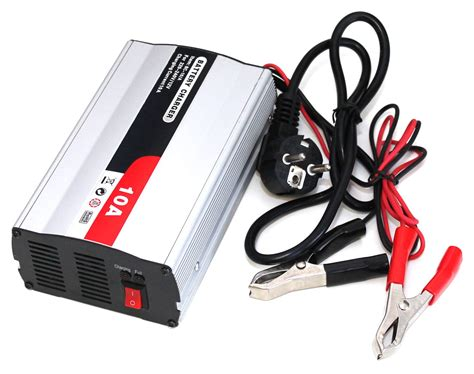 Motorrad Batterie 9v by Kfz Batterieladeger 228 T F 252 R 12v Batterie Dc 10a Bc 10 A 10743