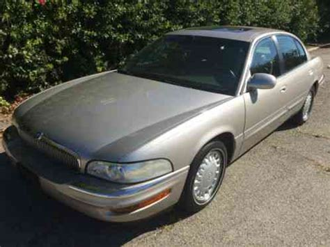 1997 buick park avenue ultra supercharged buick park avenue ultra 1997 supercharged low mileage