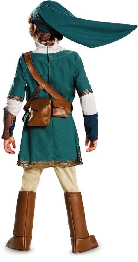 child link prestige costume licensed nintendo the legend of zelda link prestige child
