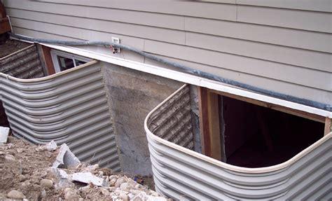 100 light wells for basements installing egress windows