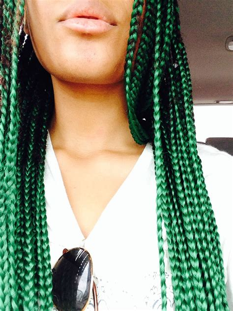 colored kanekalon hair kanekalon hair ombre color schemes green hair