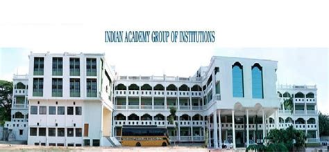 Brindavan College Of Mba Mca Bengaluru Karnataka by Indian Academy Of Institutions Bangalore Images