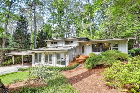 modern homes for sale atlanta mid century modern homes for sale archives
