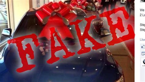 Fake Giveaways On Facebook - bmw warn of fake giveaway that facebook failed to remove thatsnonsense com