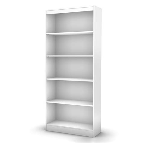 shop south shore furniture white 5 ft 11 25 in 5