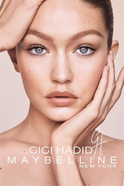 Makeup Maybelline Gigi Hadid Gigi Hadid X Maybelline Makeup Collection Has Already Sold