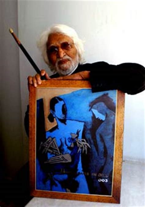 M F Hussain Sketches by India S Most Painter M F Husain Dies In