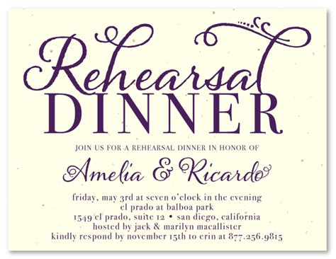 rehearsal dinner invitation template free rehearsal dinner invitation template plumegiant