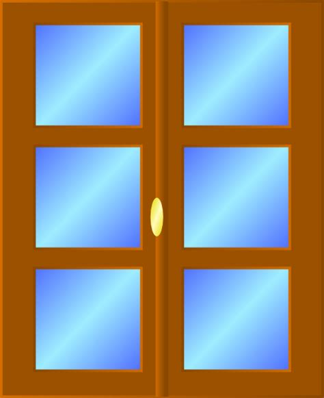windows clipart window clip at clker vector clip