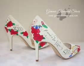 Wedding Shoes Las Vegas by High Heel Wedding Shoes