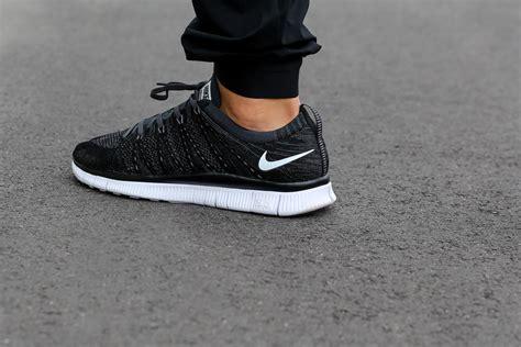 nike free fly knit nike free flyknit nsw black white sneaker bar detroit