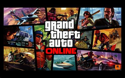 Auto Online by Grand Theft Auto Online Poster