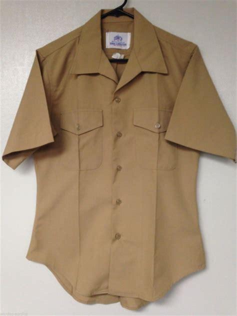 Dress Kacika Alpha Navi usmc marine corps sleeve khaki dress shirt alpha a select size wardog surplus