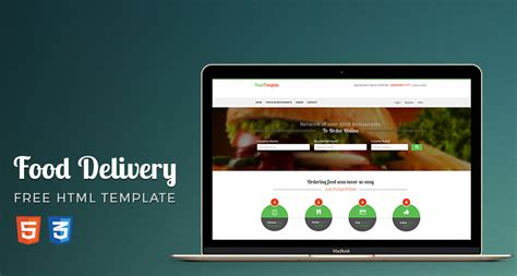 Food Restaurant Ordering Shop Website Template Html Free Html5 Templates Ordering Website Template