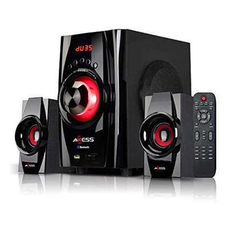 axess bluetooth mini system  channel home theater