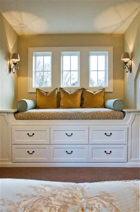 Window Seats With Drawers by Window Bench With Drawers Home