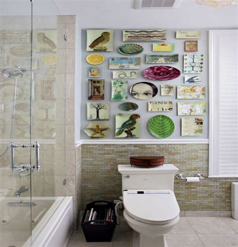 contemporary bathroom wall decor charming contemporary bathroom with ceramic wall