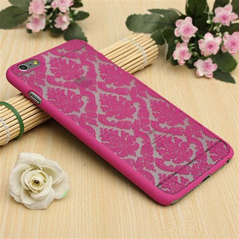 Calandiva Premium Quality Elegance Protection Hardcase 1 buy rubberized damask vintage pattern for iphone 6
