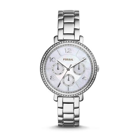 Fossil Es 3755 jacqueline multifunction stainless steel es3755