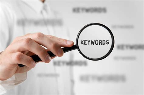 keyword images how to choose the right keywords to optimize for search