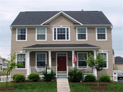 Front Porches On Colonial Homes | colonial homes with front porches colonial style homes