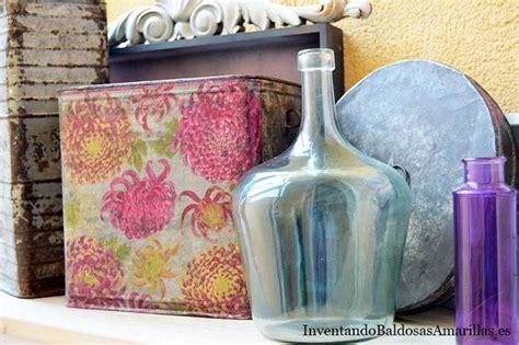 decorar con servilletas decora con servilletas manualidades