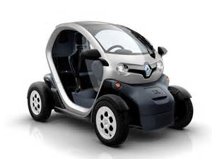 Renault Electric Car History Test Drive Renault Twizy Electric Emotion Renault