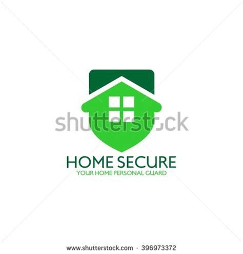 Home Security Logo Design Anti Theft Stock Photos Royalty Free Images Vectors