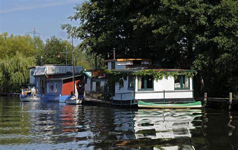 Hamburger Hausboote by Sommerbilder Hamburg Bergedorf Hausboote Auf Der