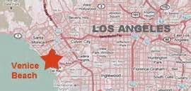 map of venice california los angeles hostels hostels in los angeles santa