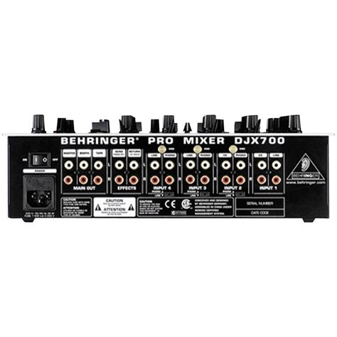 Mixer Dj Behringer dj mixer behringer djx 750 from conrad electronic uk