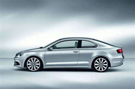 volkswagen coupe vw new compact coupe previews new jetta design photos 1