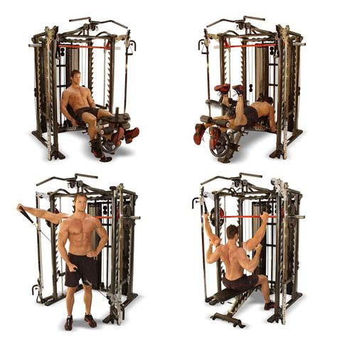 inspire fitness smith cage system light commercial