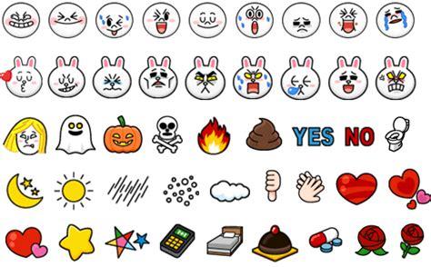 Kaos Line Emoticon Cony 1 Oceanseven ブラウンの着せかえと絵文字46個が新登場 line公式ブログ