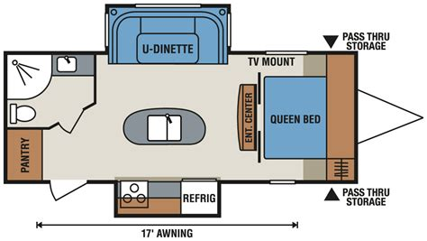 spree rv floor plans spree rv floor plans 2016 spree connect c232iks