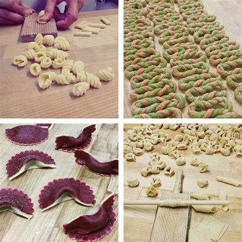 Handmade Pasta Shapes - the mouthwateringly mesmerizing of fresh pasta