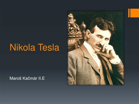 Nikola Tesla Powerpoint Ppt Nikola Tesla Powerpoint Presentation Id 3249942