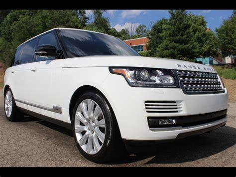 land rover for sale in pa new and used land rover range rover for sale in