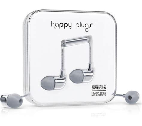 happy deluxe edition happy plugs deluxe edition headphones space grey deals