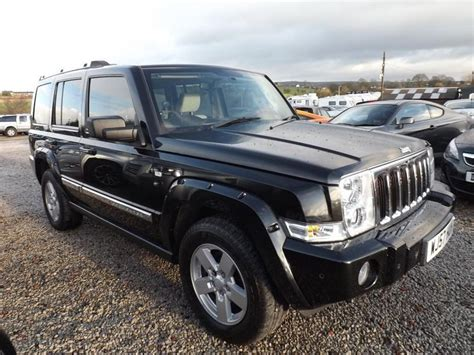 2007 Jeep Commander For Sale Preloved 2007 Jeep Commander For Sale In Greater
