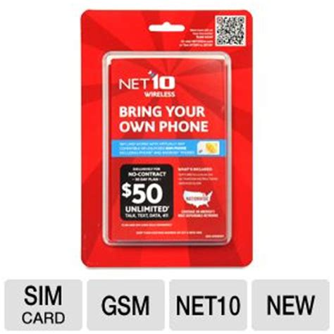 Sim Card Phone Number Lookup Buy The Net10 Bring Your Own Phone Sim Card At Tigerdirect Ca