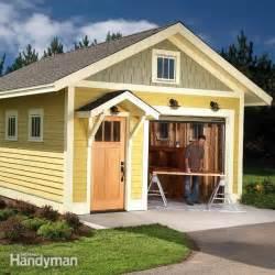 family handyman garden shed 2010 shed the family handyman