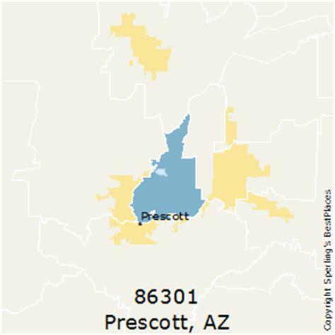 zip code map yavapai county best places to live in prescott zip 86301 arizona