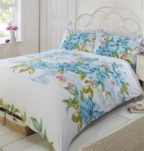 Modern Quilt Cover by Floral Modern Quilt Duvet Cover Pillowcase Bedding Bed