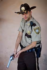 Rick Grimes Costume Officer Rick Grimes By Cospi92 On Deviantart