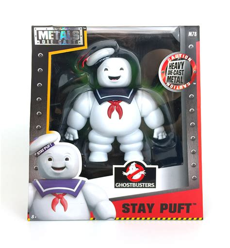 Metal Diecast Stay Puff ghostbusters metals die cast from toys