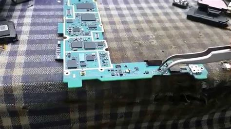 Ic Emmc Samsung Galaxy Tab 2 P3100 samsung p3100 mic ic replacement